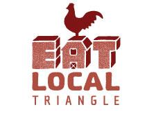 Eat Local Triangle